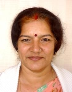 Mrs. Saroj Jangir