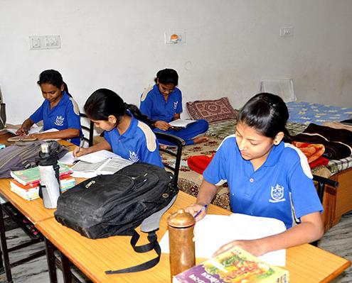Indo American Public School Girls Hostel