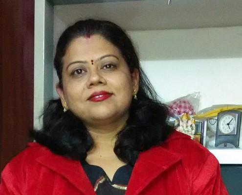 Mrs. Rinika Roy